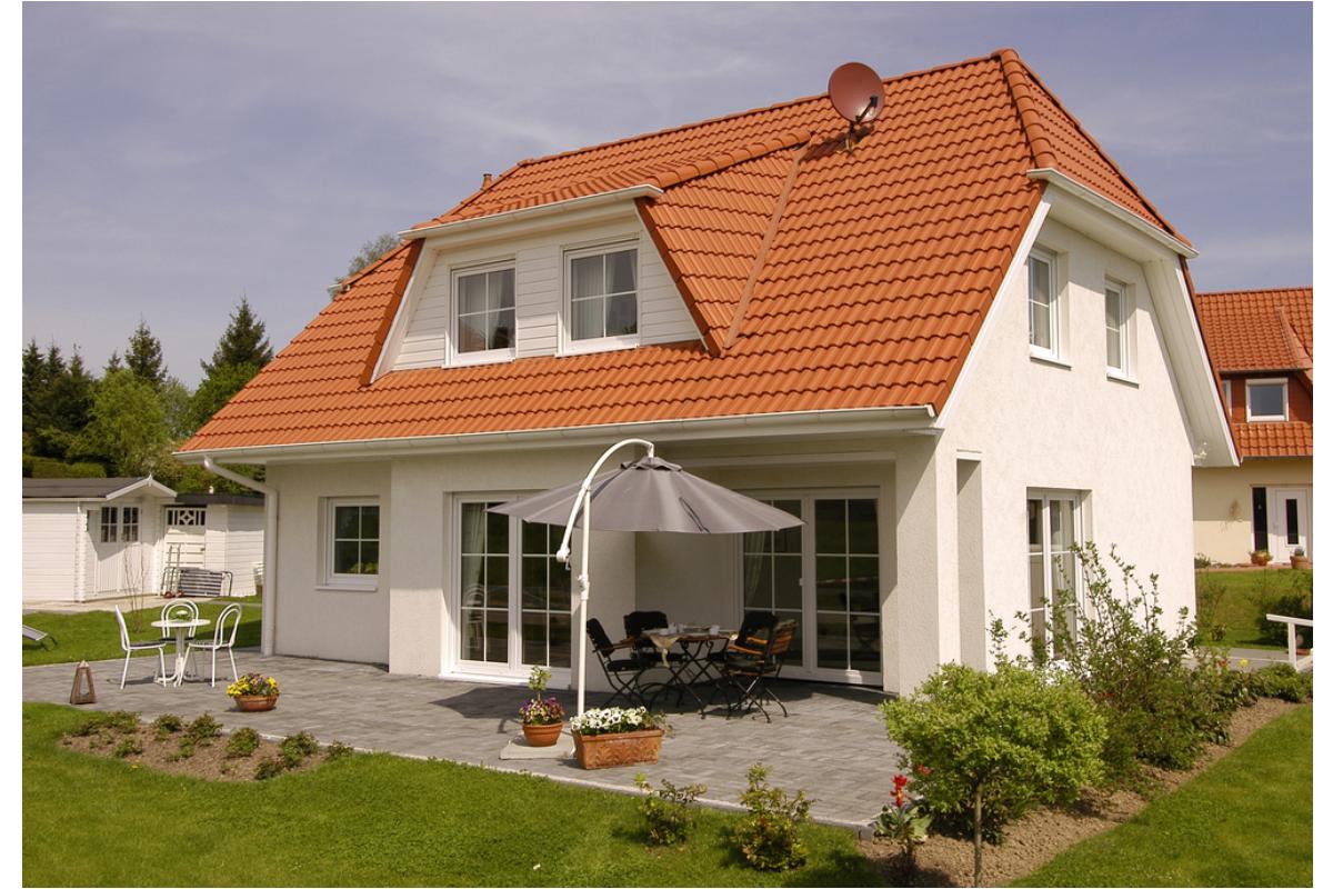 Hausbeispiele einfamilienhaus  Häuser | www.hauswerk-schwerin.de