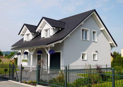 Hausbeispiel Einfamilienhaus 9